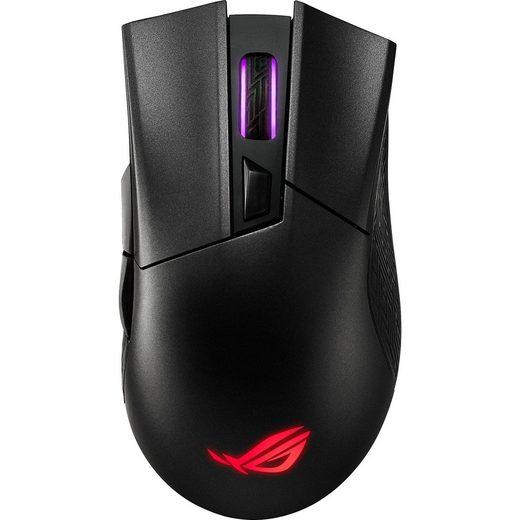 Asus »ROG Gladius II Wireless« Gaming-Maus