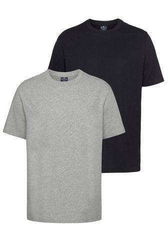Champion Marškinėliai »2PACK CREW-NECK« (Packun...