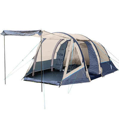 Skandika aufblasbares Zelt »Folldal 4 Air-Rise Campingzelt«