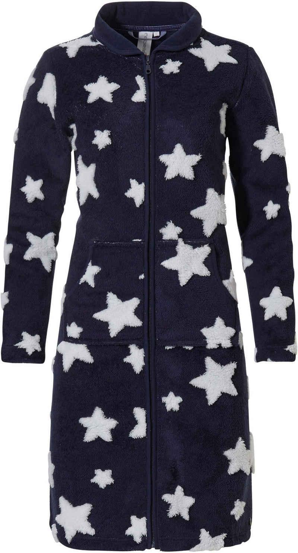 Damenbademantel »Rebelle Damen Bademantel mit Sternen«, Rebelle, Mit Sternen