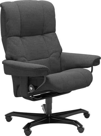 Stressless® Relaxsessel »Mayfair«, mit Home Office Base, Größe M, Gestell Schwarz