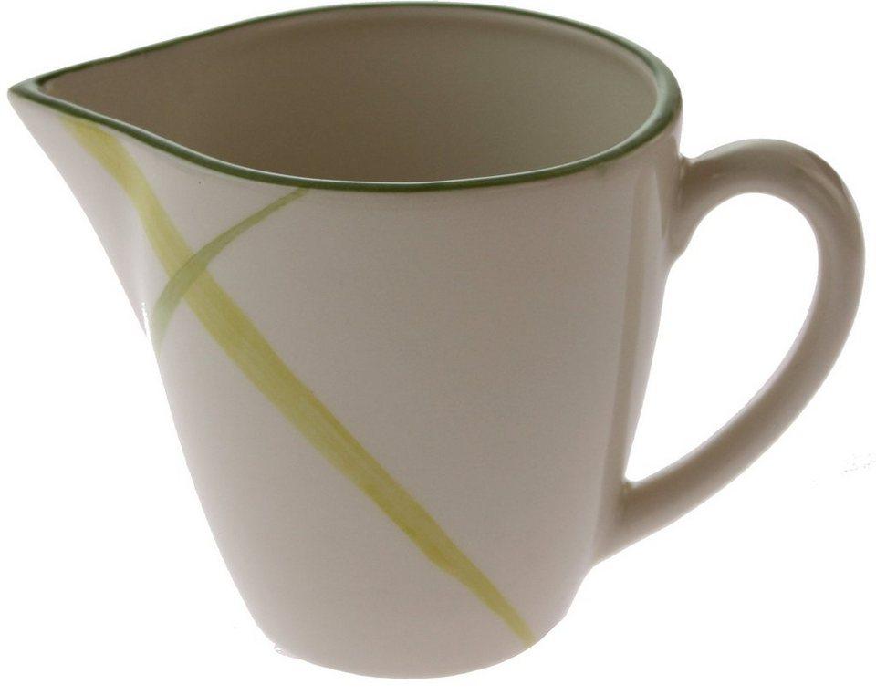 Zeller Keramik Rahmgießer »Ono Zoom« in Weiß