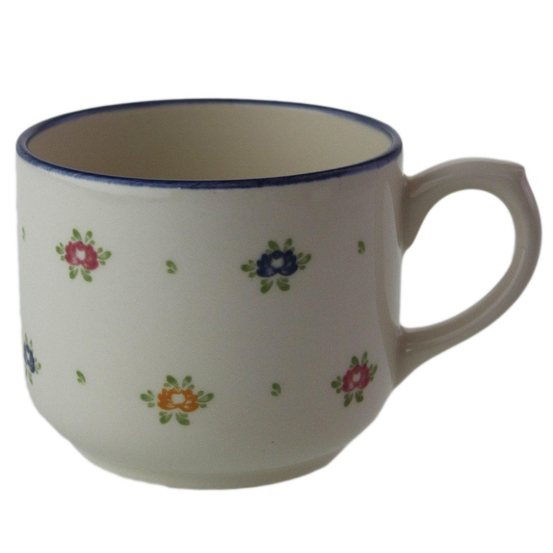 Zeller Keramik Jumbo Obertasse »Petite Rose«