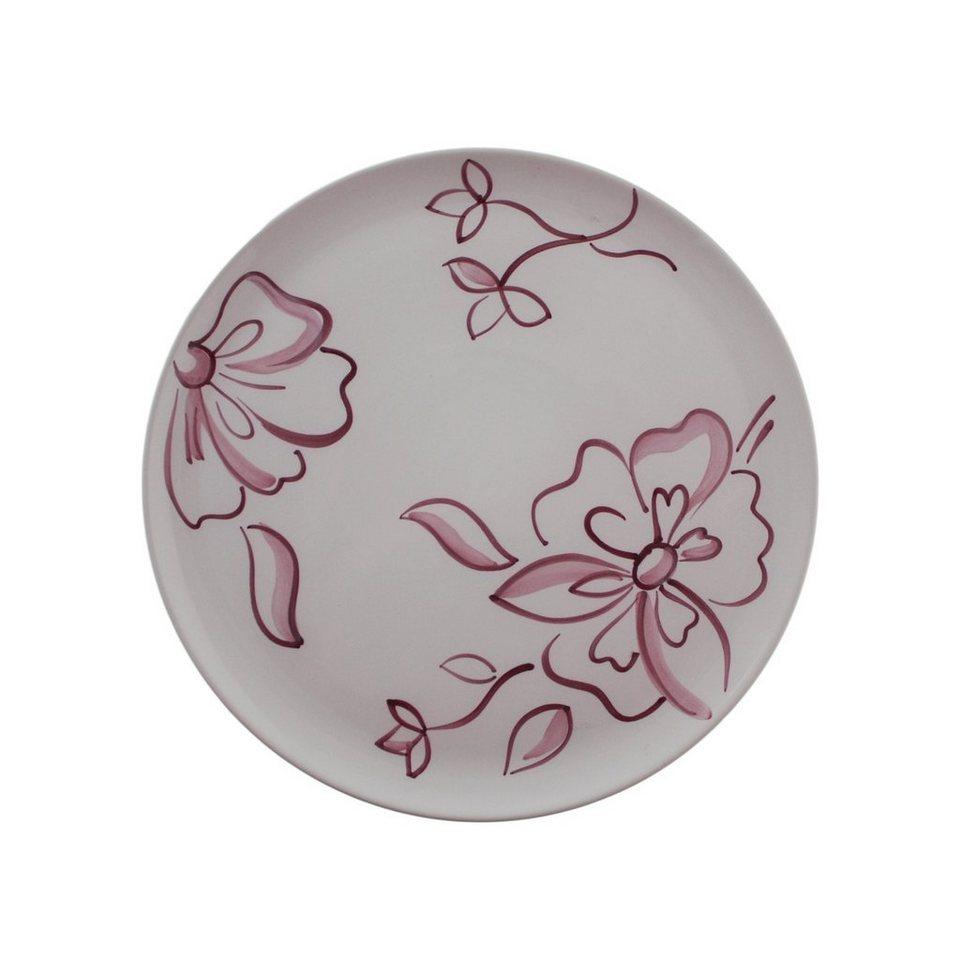zeller keramik cup teller flach ono cara kaufen otto. Black Bedroom Furniture Sets. Home Design Ideas