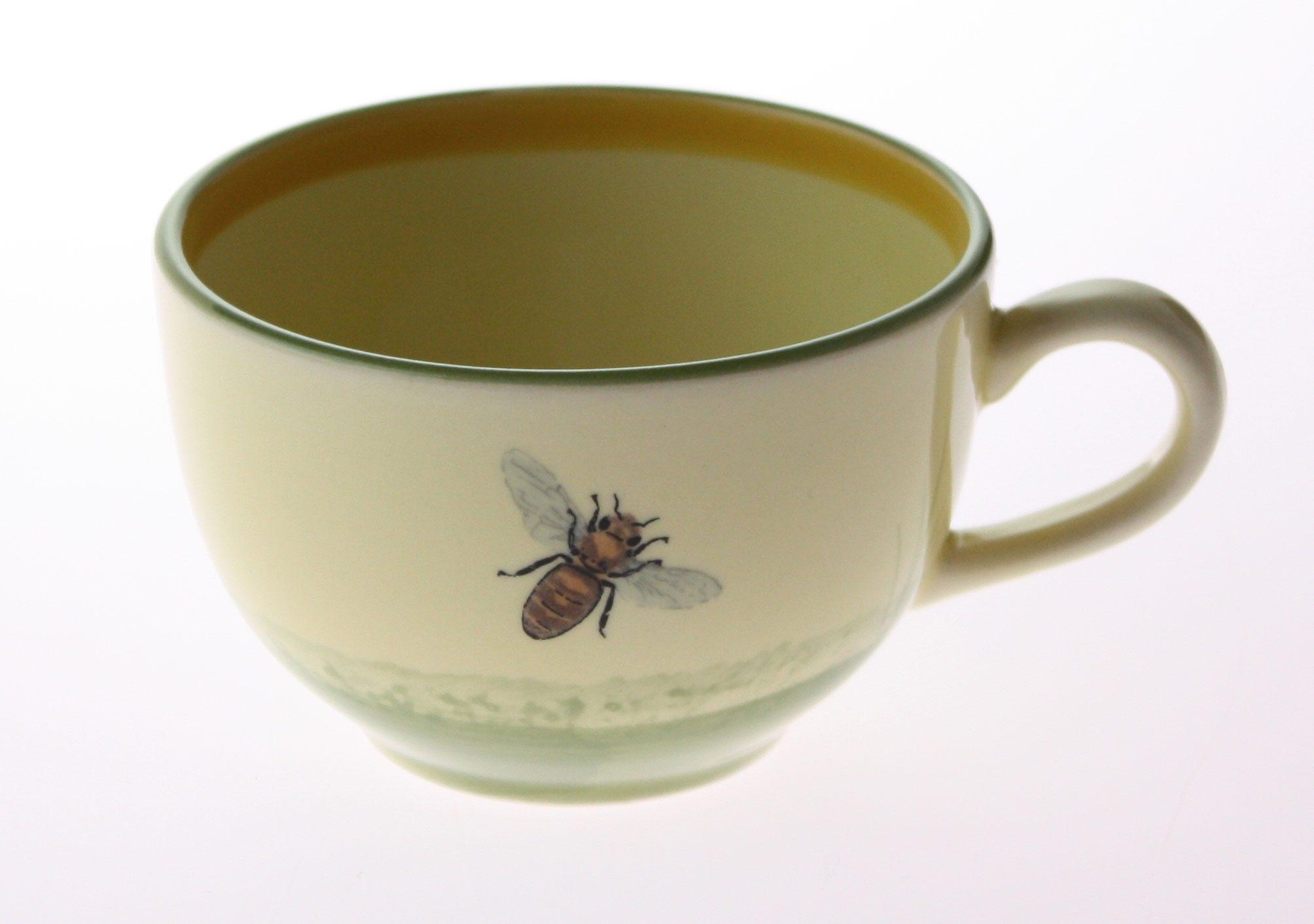 Zeller Keramik Obertasse (Schale) »Biene«