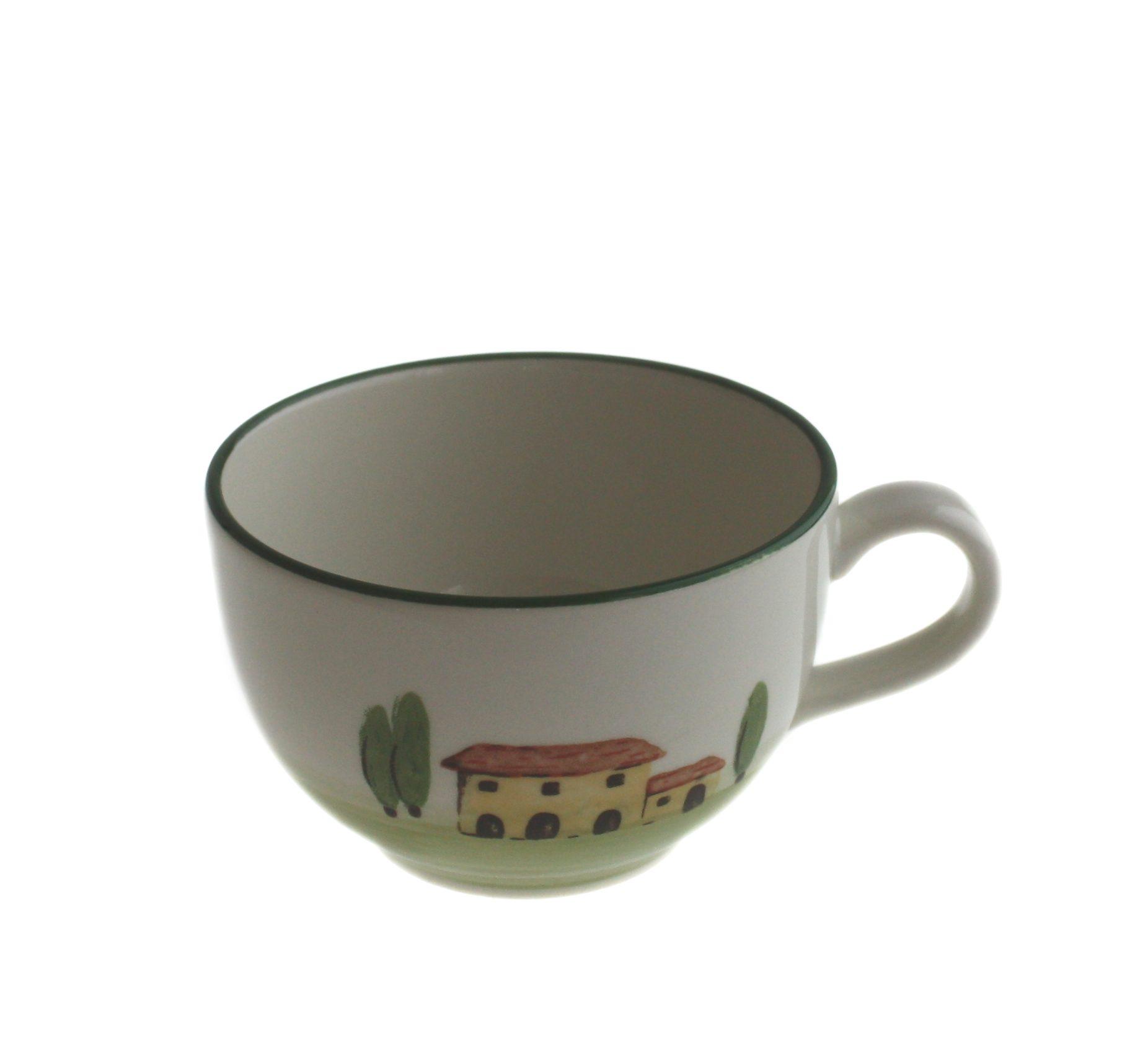 Zeller Keramik Obertasse Schale »Bella Toscana«
