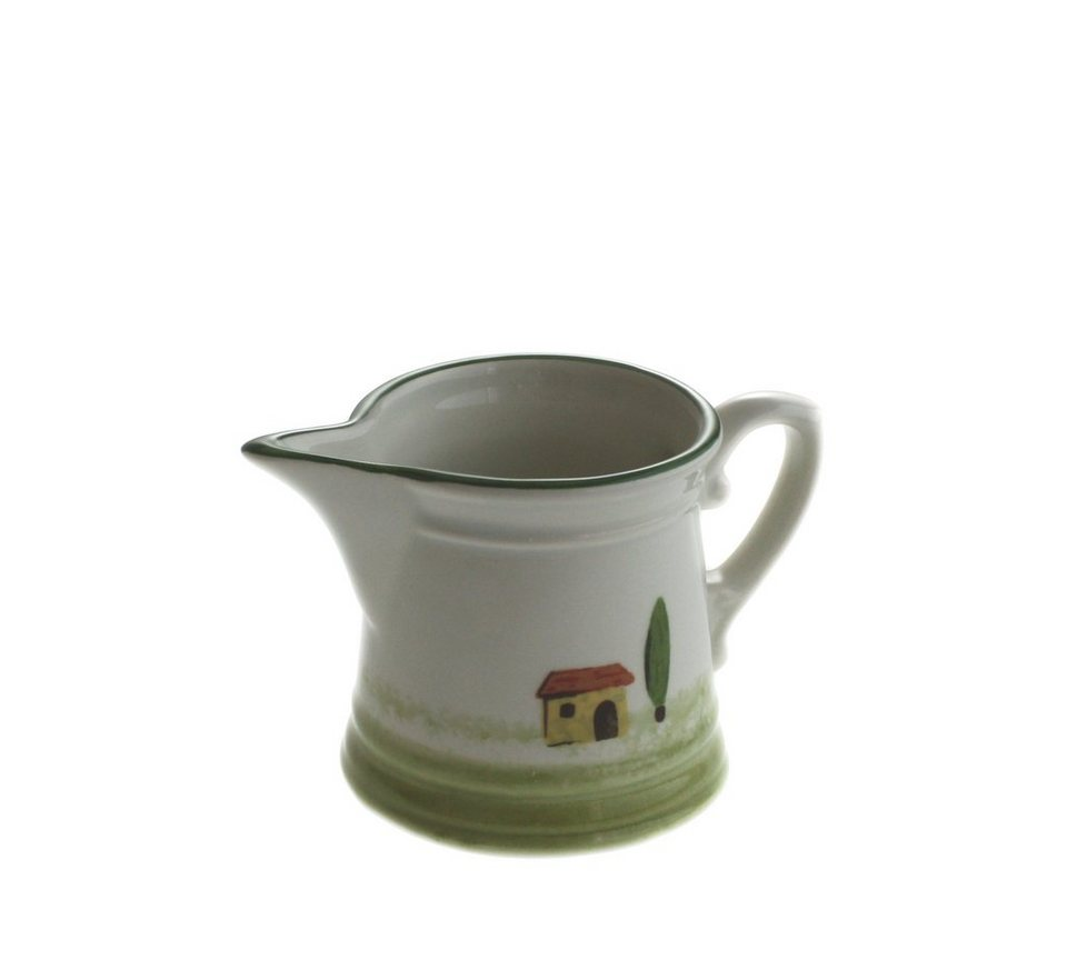 Zeller Keramik Rahmgießer »Bella Toscana« in Weiß