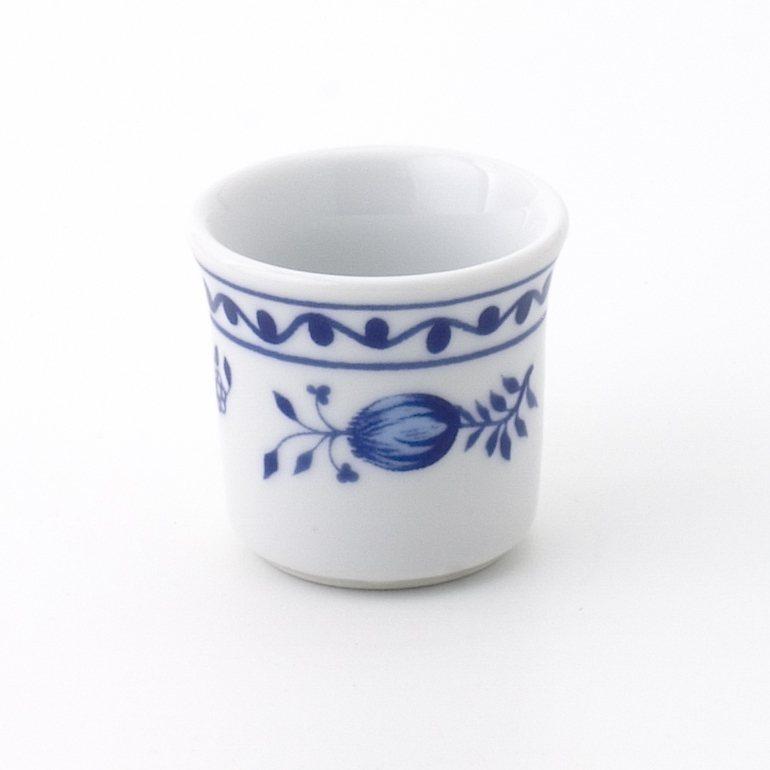 Kahla Eierbecher »Zwiebelmuster« in Weiß, Blau