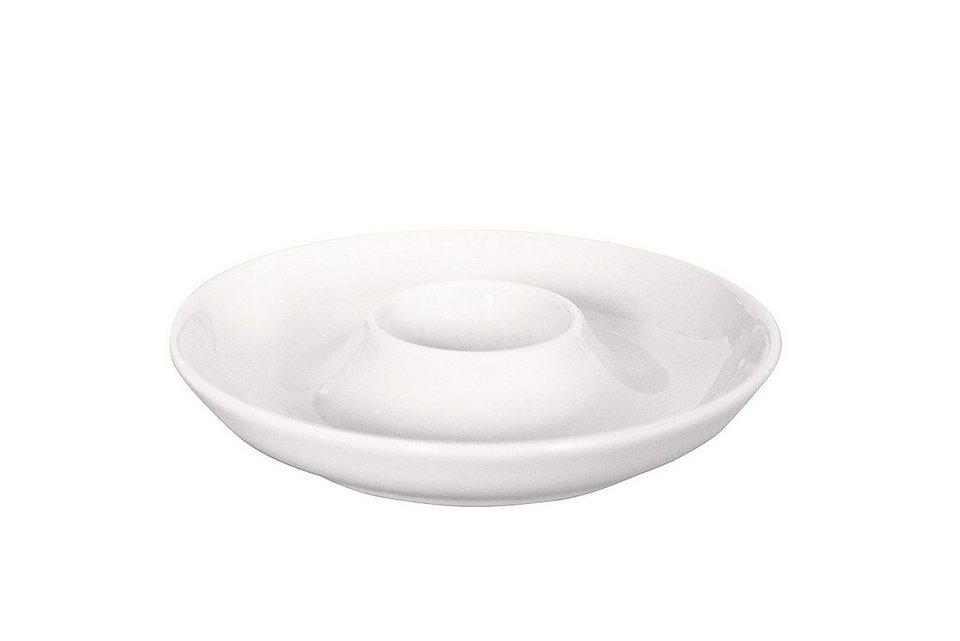 Kahla Eierbecher mit Ablage »Pronto« in Weiß