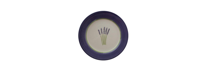 Zeller Keramik Teller flach »Fleur de Provence«