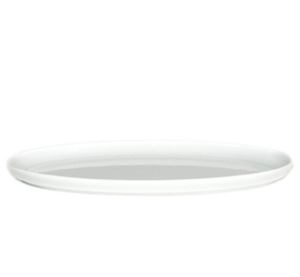 Kahla Antipasti-Platte, oval »Update« in Weiß
