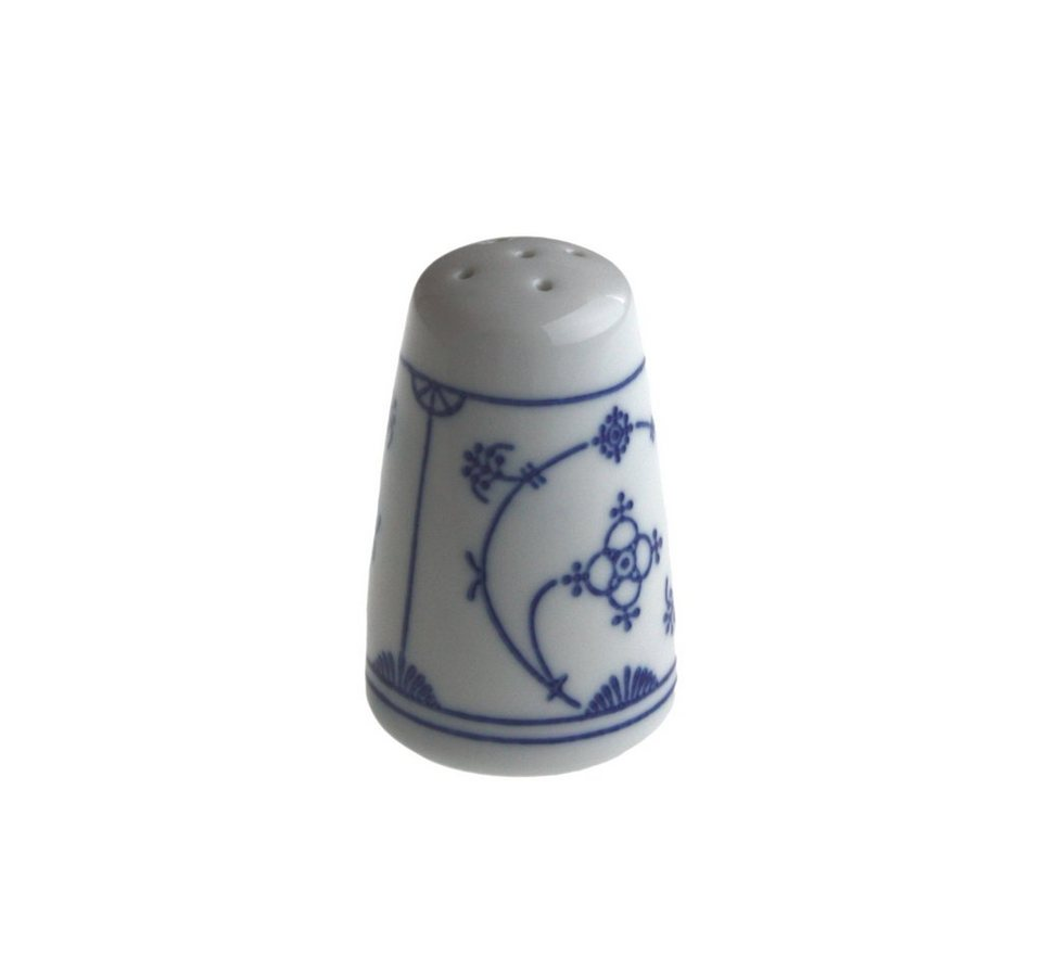Kahla Salzstreuer »Blau Saks« in Weiß