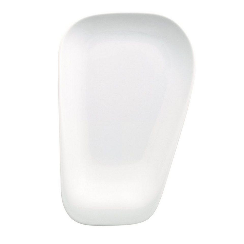 Kahla Platte, mini »Elixyr« in Weiß