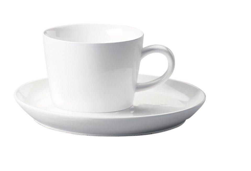 Kahla Kaffee-Obertasse »Five Senses« in Weiß