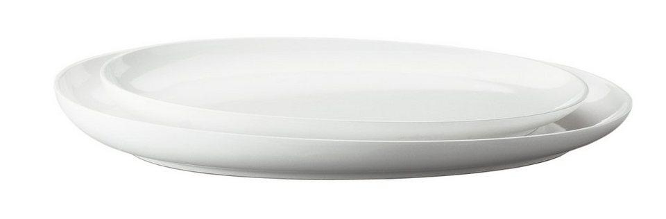 Kahla Mega-Platte »Five Senses« in Weiß