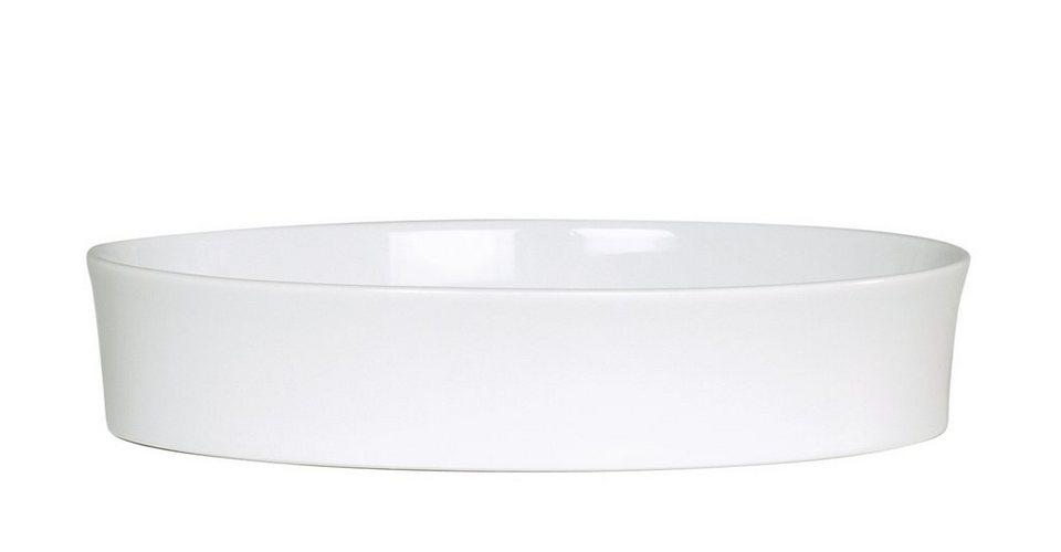 Kahla Auflaufform oval 32 cm »Update« in Weiß