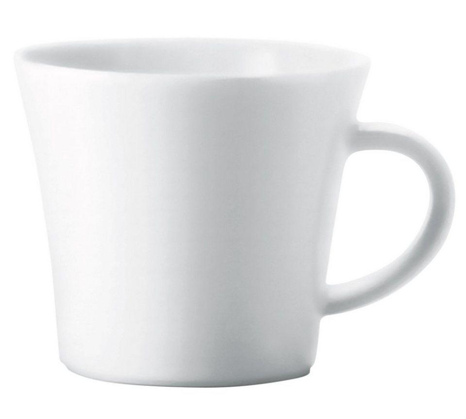 Kahla Cappuccino-Obertasse »Update« in Weiß