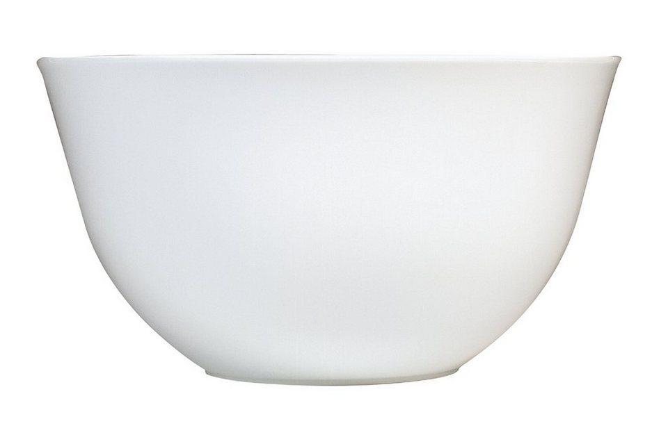 Kahla Salatschüssel, rund »Update« in Weiß