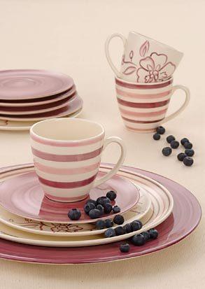 Zeller Keramik Cappuccino-Obertasse »Ono Cara«