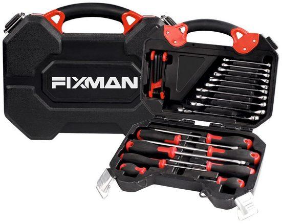 FIXMAN Werkzeugkoffer 26-teilig