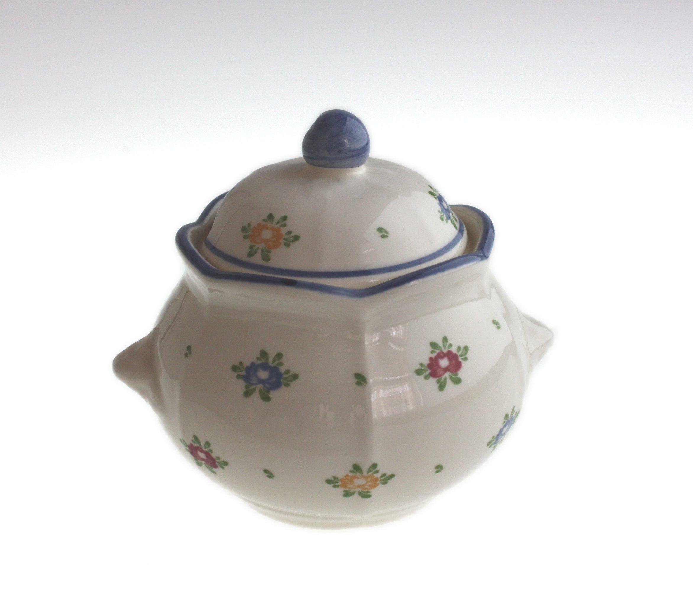 Zeller Keramik Zuckerdose »Petite Rose«