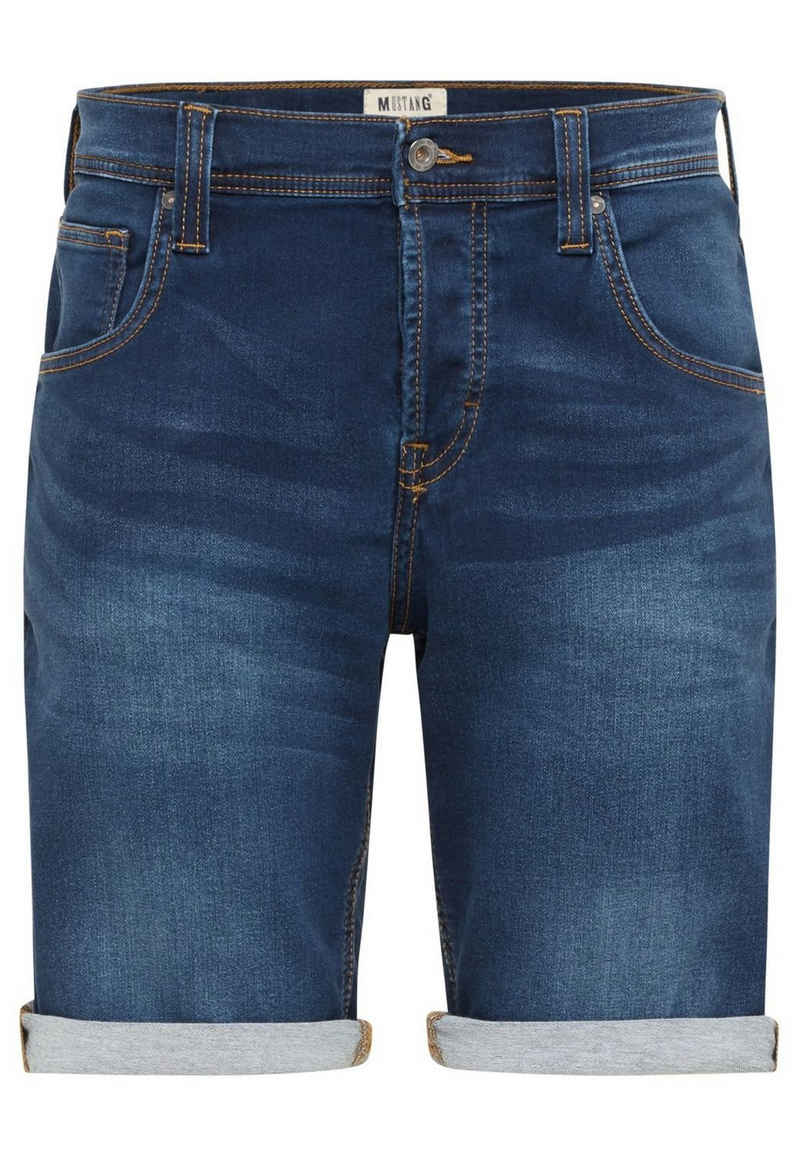 MUSTANG Jeansshorts »Chicago Short« Jeans Short mit Stretch