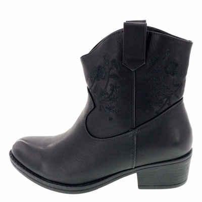 UTS Accessoires »Cowboyboots Blumenstick Cowboystiefel« Stiefel (1-tlg)