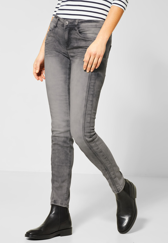 STREET ONE Slim fit Jeans 5 Pockets Style kaufen | OTTO
