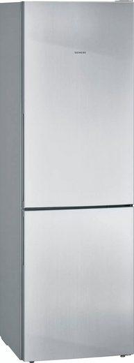 SIEMENS Kühl-/Gefrierkombination iQ300 KG36VVLEA, 186 cm hoch, 60 cm breit