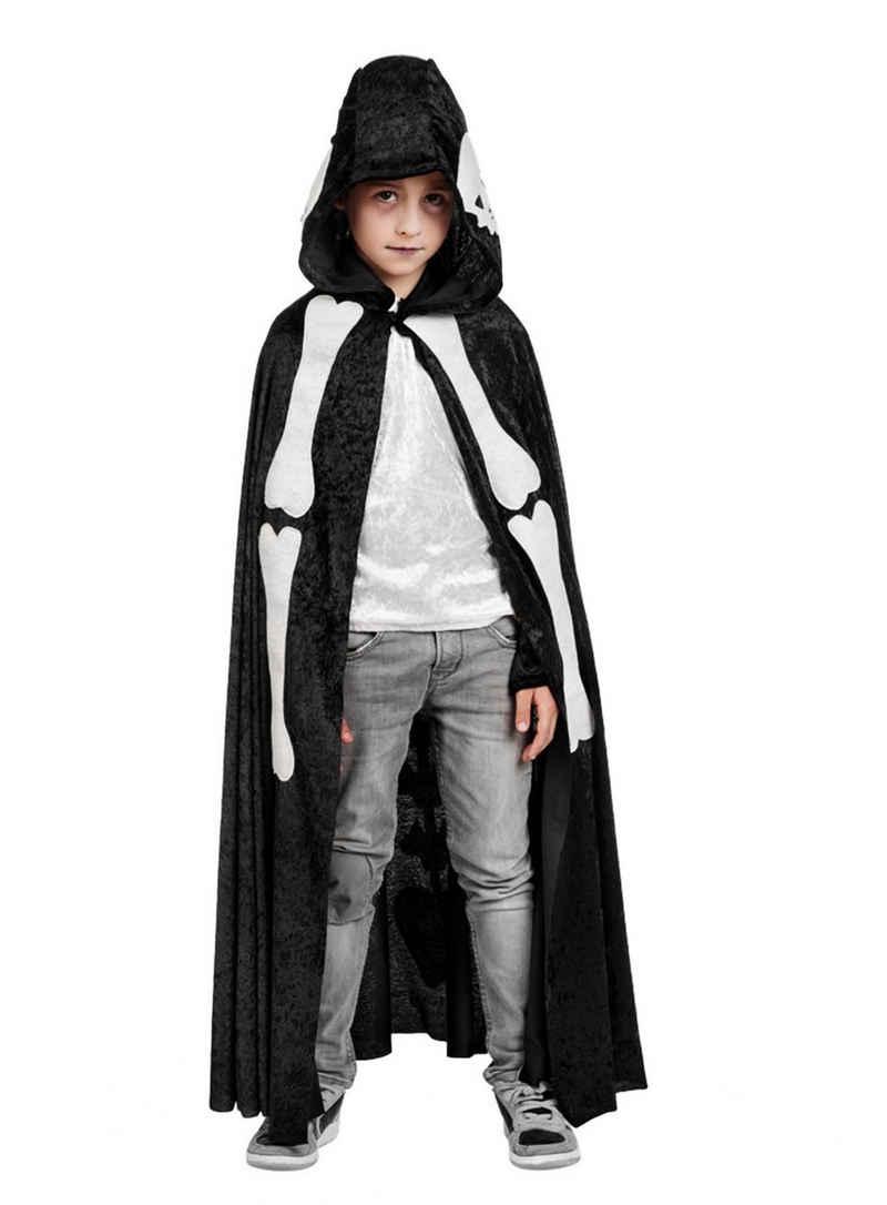 Limit Sport Kostüm »Skelett Cape«