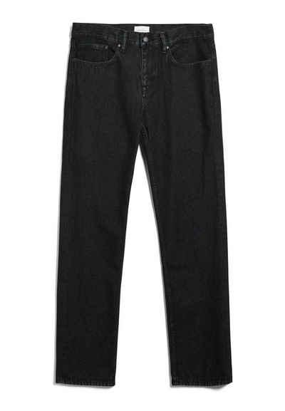 Armedangels Straight-Jeans »DYLAAN Herren Straight Fit Denim Straight Fit« (1-tlg)