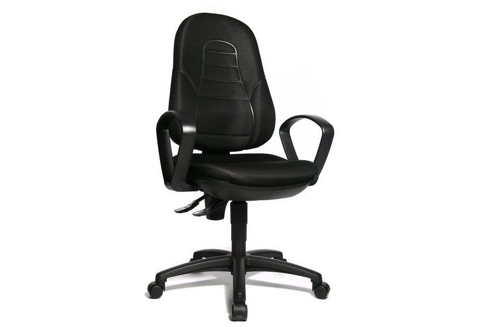 topstar b rostuhl welding point 8520b in 3 farben online kaufen otto. Black Bedroom Furniture Sets. Home Design Ideas