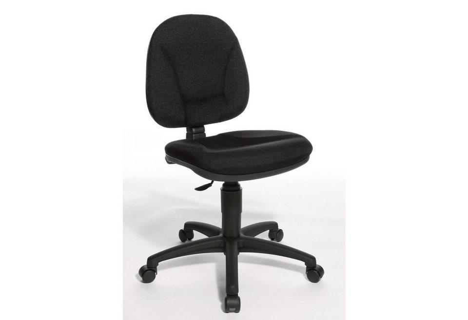 Topstar Bürostuhl »Home Chair 40 HP40«, in 2 Farben in schwarz