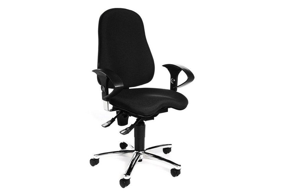 topstar b rostuhl sitness 10 si59u in 2 farben otto. Black Bedroom Furniture Sets. Home Design Ideas