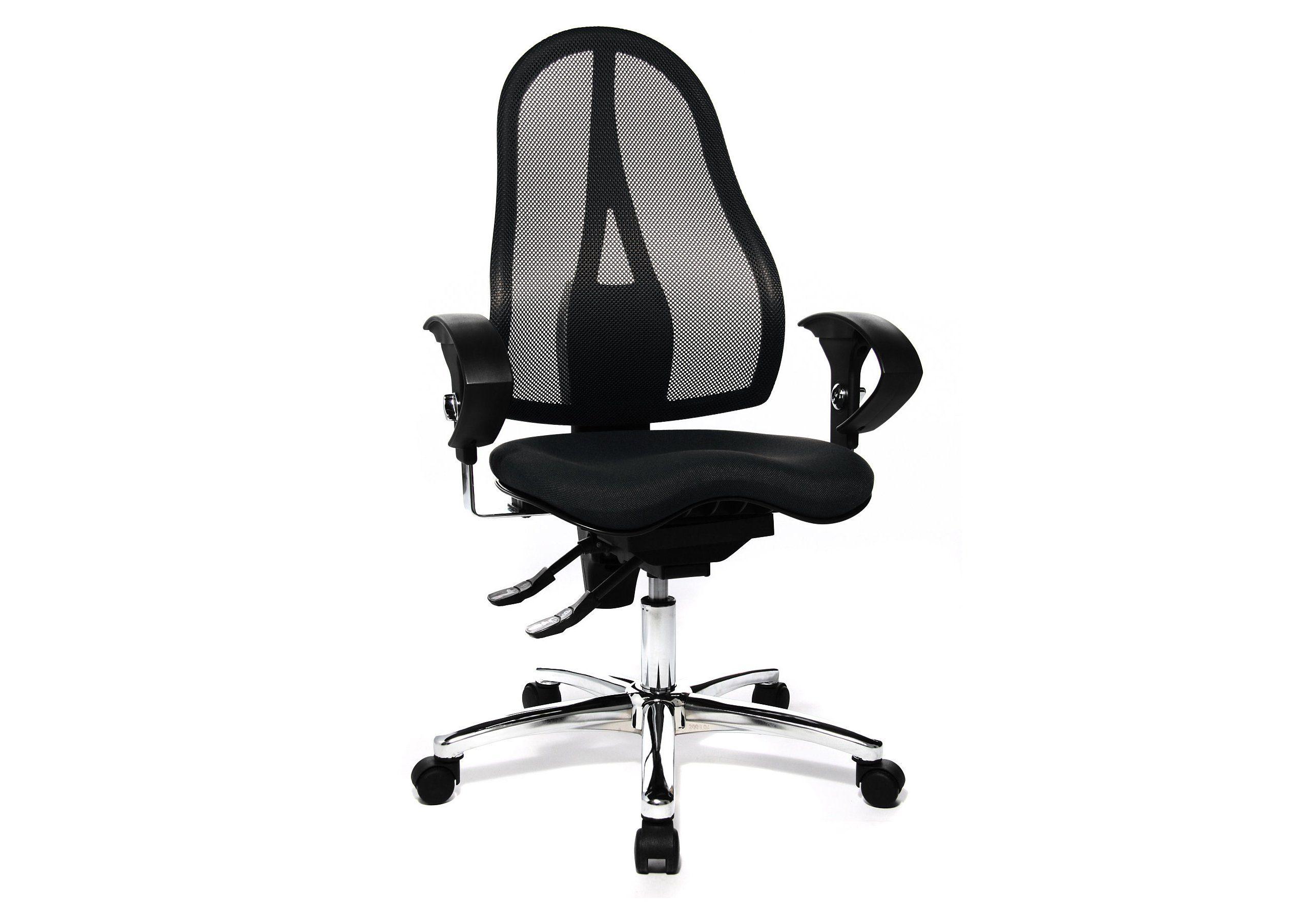TOPSTAR Bürostuhl »Sitness 15 ST19U«, in 2 Farben mit dreidimensional beweglicher Sitzfläche