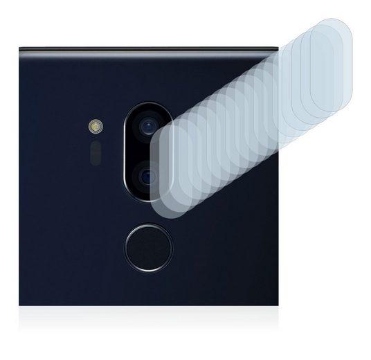Savvies Schutzfolie »für LG G7 ThinQ (nur Kamera)«, (18 Stück), Folie Schutzfolie klar