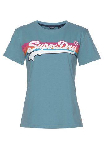 Superdry Marškinėliai »VL CALI TEE« su buntem P...