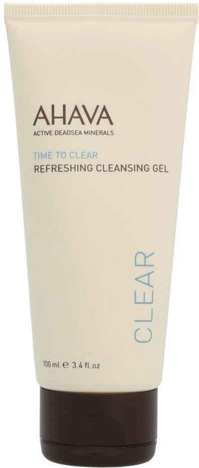 AHAVA Gesichtsreinigungsgel »Time To Clear Refreshing Cleansing Gel«