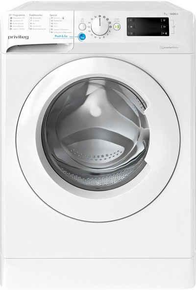 Privileg Waschmaschine PWF X 743 N, 7 kg, 1400 U/min