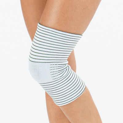 VITALmaxx Knieschutz, Kniebandage mit Kupferfasern