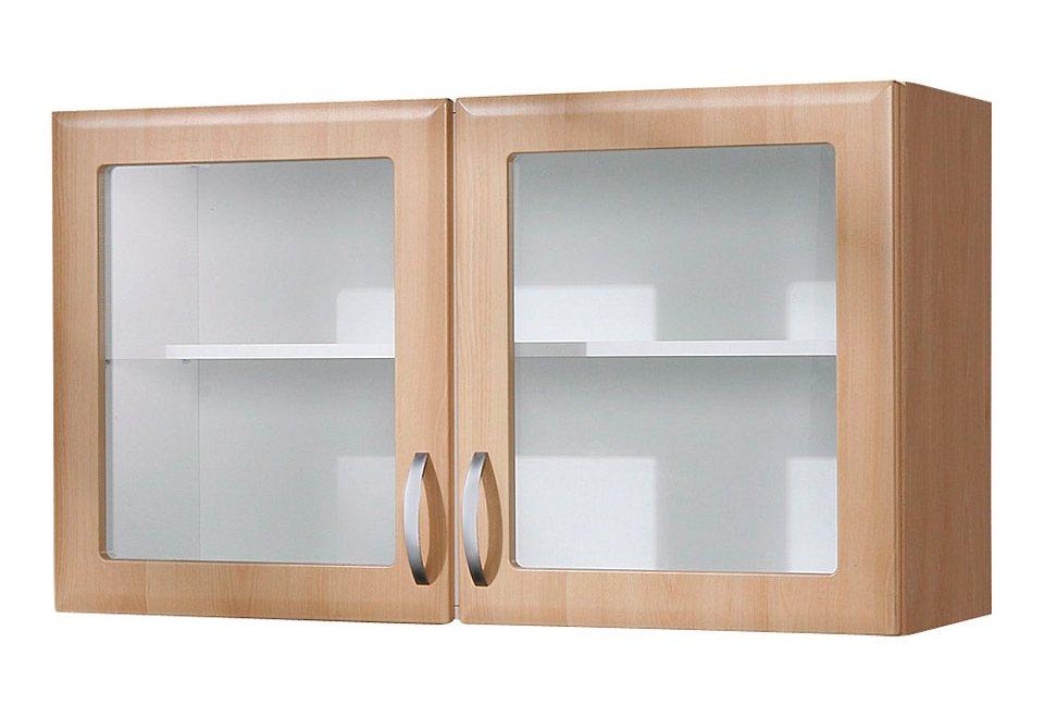 Küchenhängeschrank »Prag«, Breite 100 cm in buchefarben