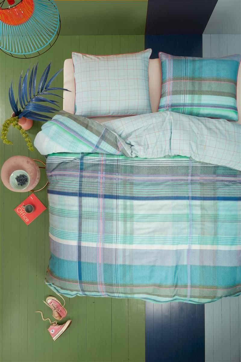 Bettwäsche »Oilily Mako Satin Bettwäsche 2 teilig Bettbezug«, Oilily
