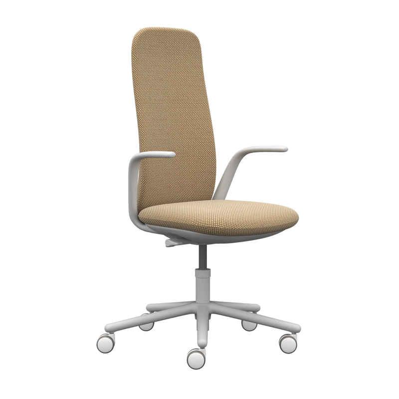 Haworth Drehstuhl »Nia«, ergonomischer Designer-Bürostuhl für Homeoffice und mehr