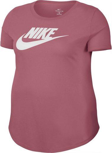 Nike Sportswear T-Shirt »TEE ESSENTIAL FUTURA PLUS SIZE«