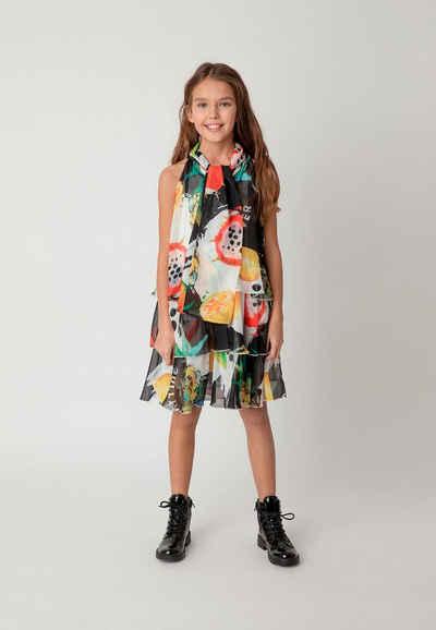 Gulliver A-Linien-Kleid mit modischem Allover-Muster