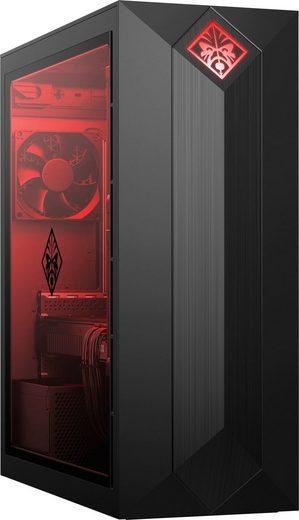 OMEN 875-0101ng Gaming-PC (Intel® Core i5, RTX 2060, 16 GB RAM, 1000 GB HDD, 256 GB SSD, Luftkühlung, inkl. Office-Anwendersoftware Microsoft 365 Single im Wert von 69 Euro)