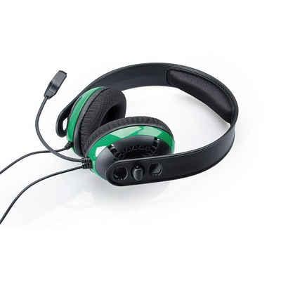 Raptor »Headset - XBOX One & XBOX One X HX200 - grün/schwarz« Kopfhörer