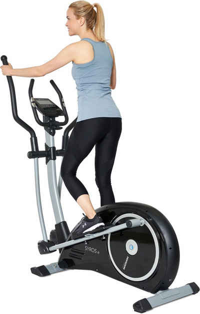 Horizon Fitness Crosstrainer »Syros E«, EnergySaver Mode