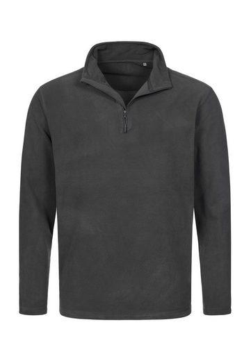 Stedman Troyer »Outdoor Fleece Pullover« mit Stehkragen