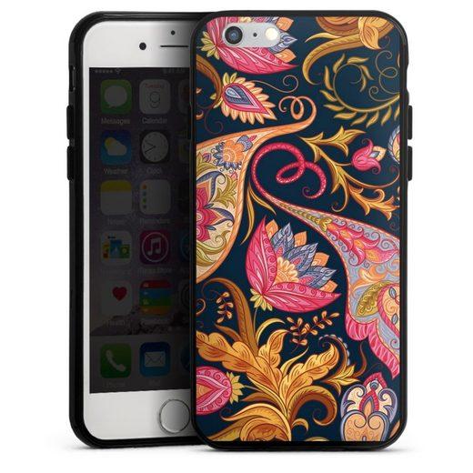 DeinDesign Handyhülle »Floral autumn 1« Apple iPhone 6, Hülle Muster Ornamente Mandala